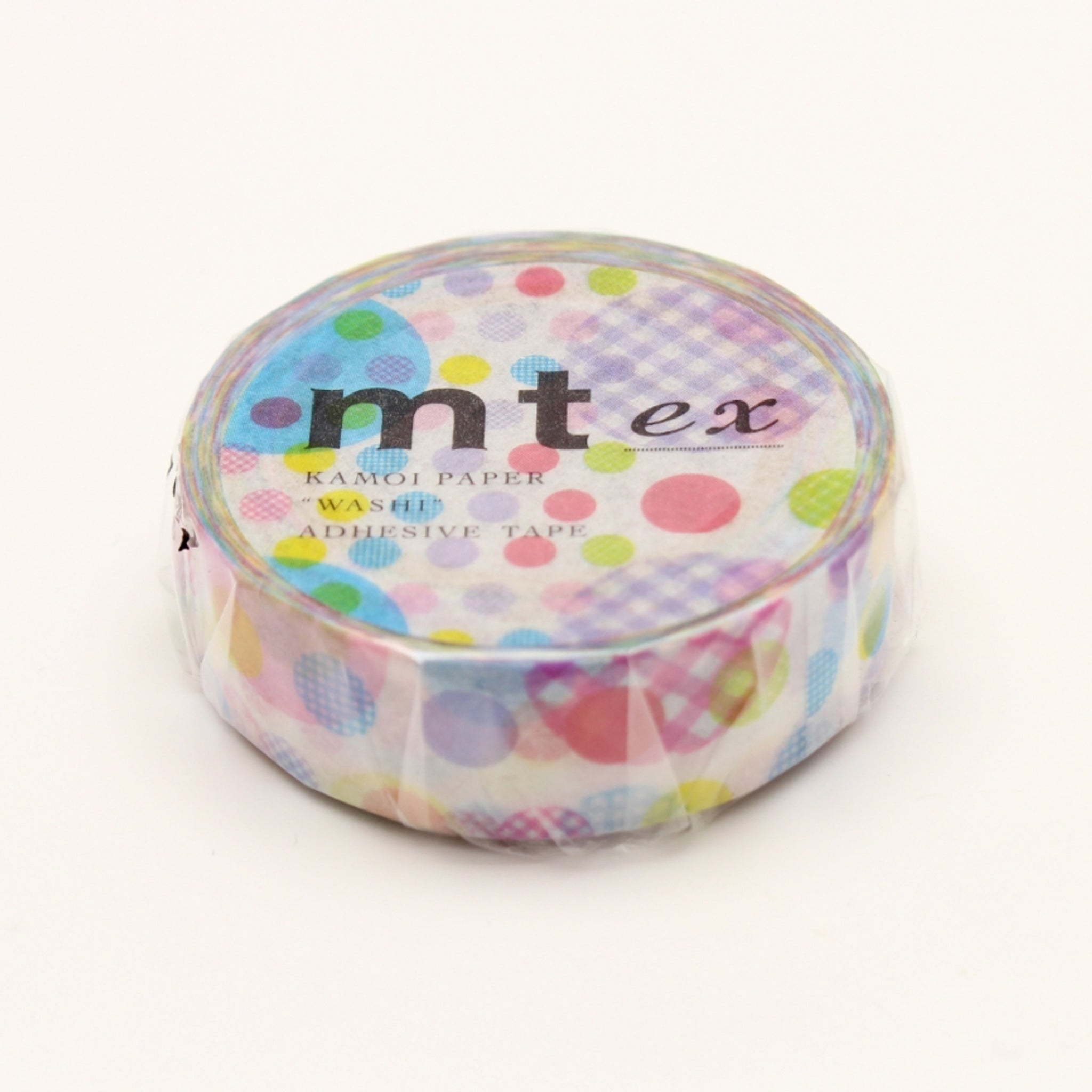 MT EX Washi Tape Random Dot