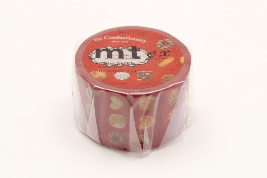 MT Baked Sweets washi tape (MTEX1P117) | Washi Wednesday