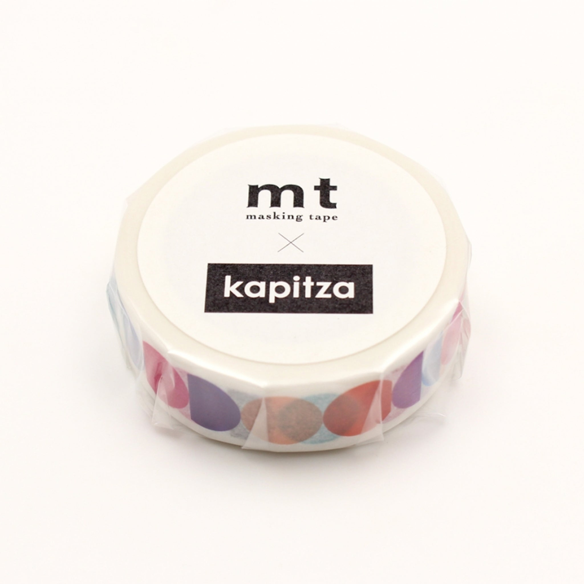 MT x Kapitza Washi Tape Lineup