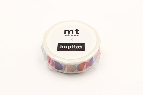 mt x Kapitza Lineup washi tape (MTKAPI02) | Washi Wednesday