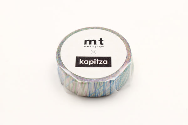 mt x Kapitza Scribble washi tape (MTKAPI03) | Washi Wednesday