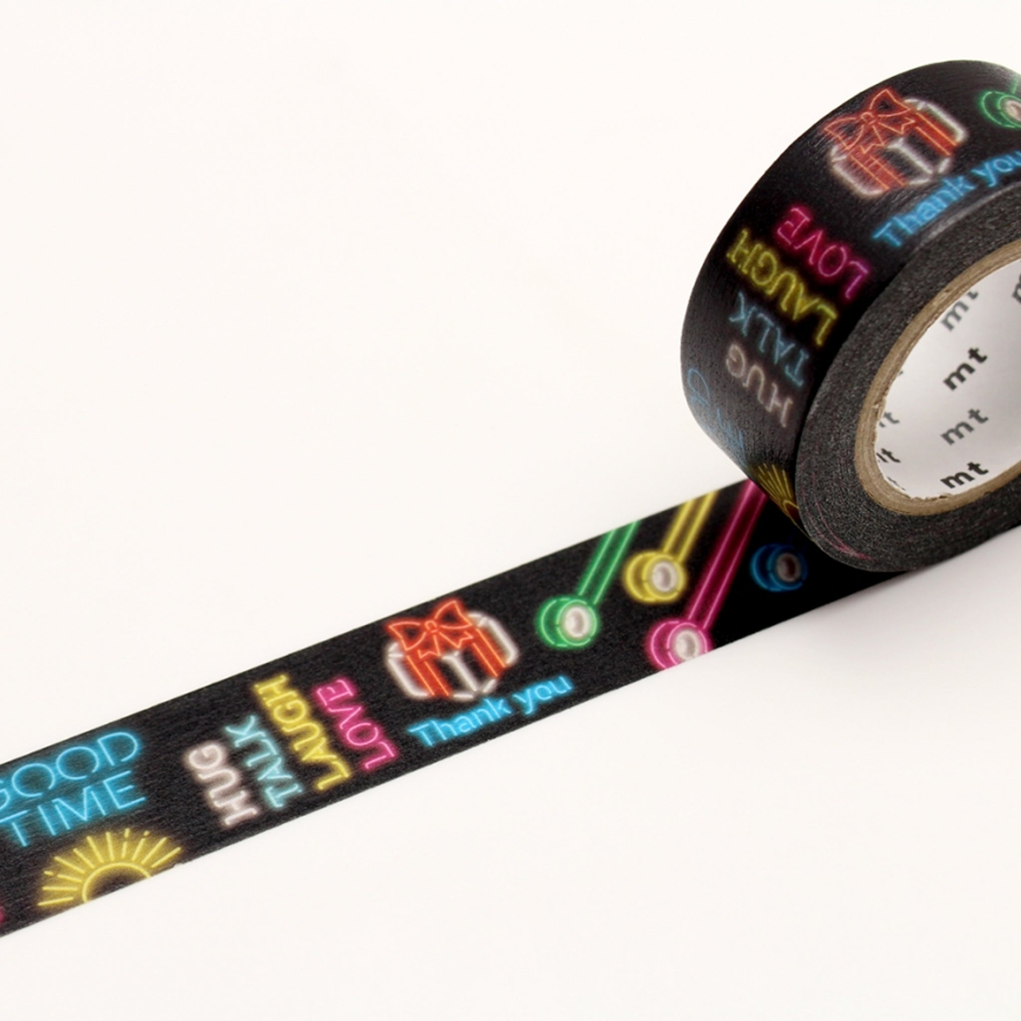 MT EX Washi Tape Neon Sign