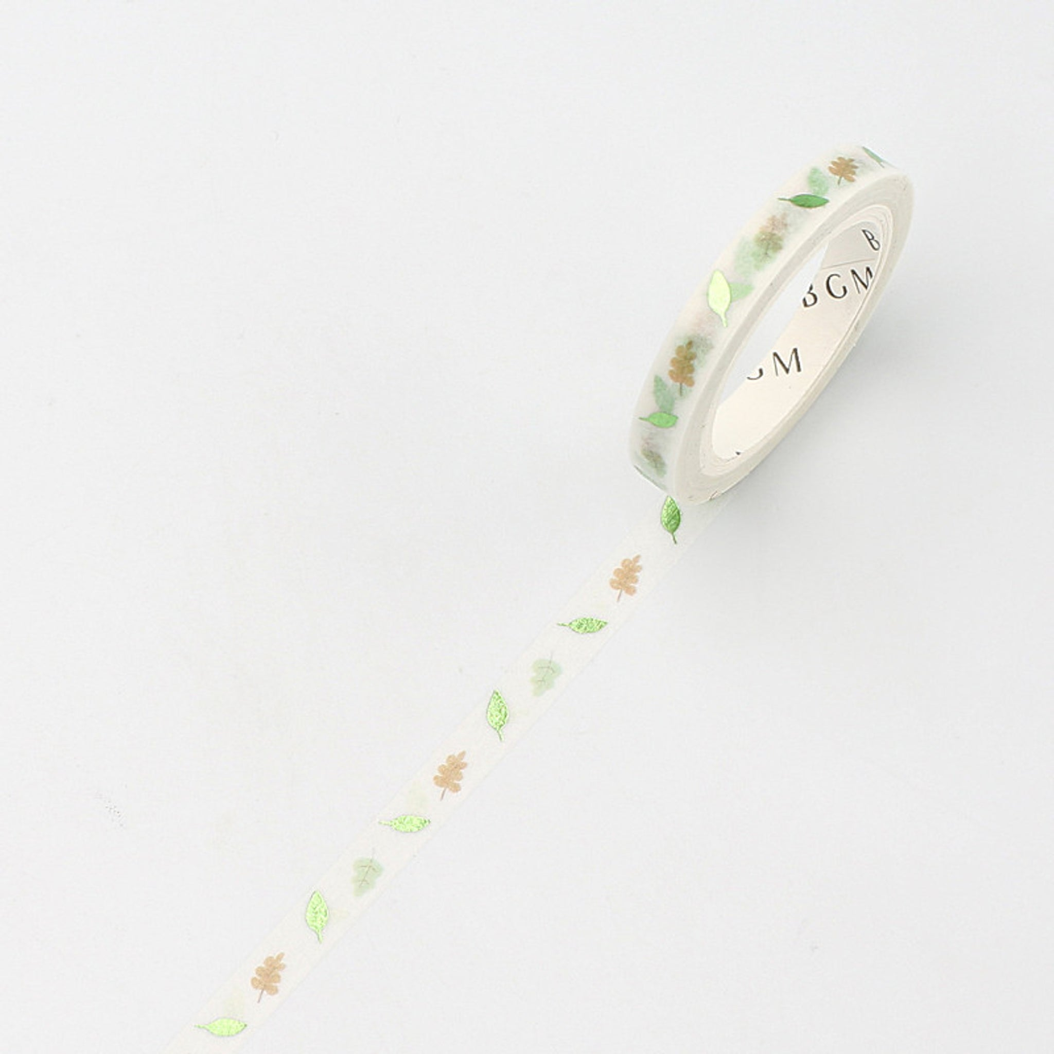 BGM Fallen Leaves Washi Tape