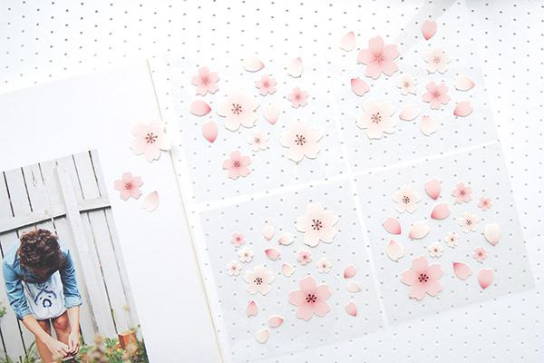 Suatelier Blossom Seal (1529) | Washi Wednesday