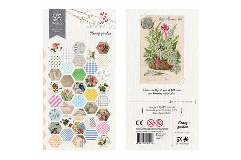 Sonia Honey Garden sticker