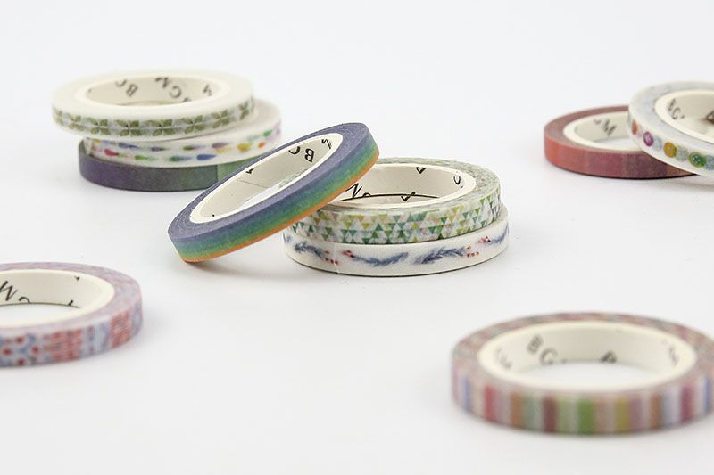 BGM Triangle Pattern Washi Tape