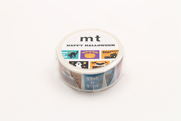 mt Halloween Label halloween washi tape(MTHALL09) | Washi Wednesday