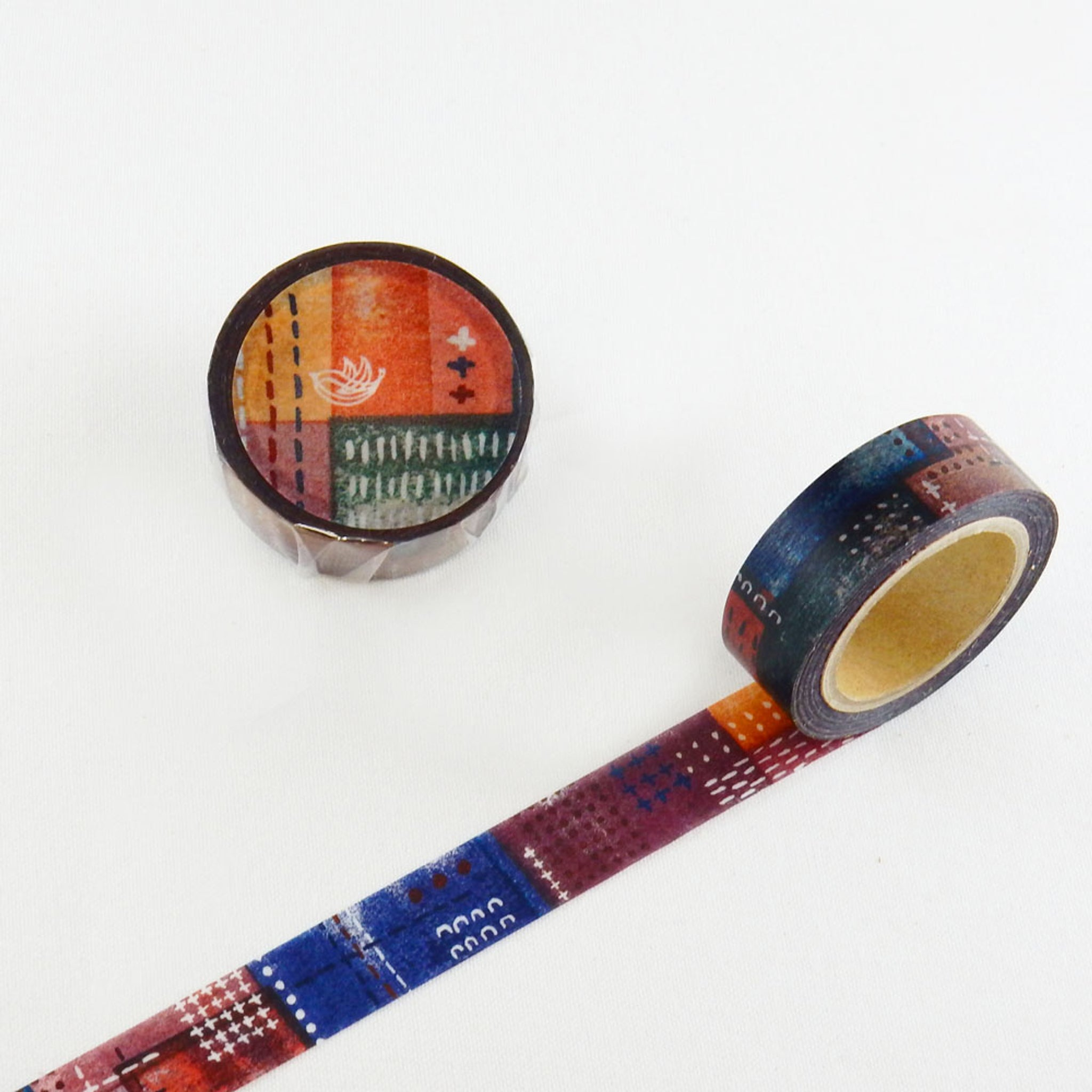 Round Top x ChamilGarden In The Bosom Washi Tape