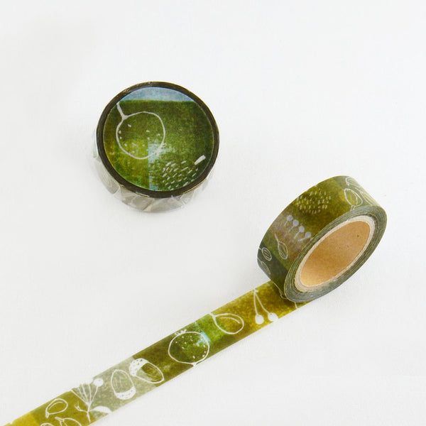 Round Top x ChamilGarden Fruit Washi Tape (MTW-CH031) | Washi Wednesday
