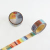 Round Top x ChamilGarden Frabric Washi Tape