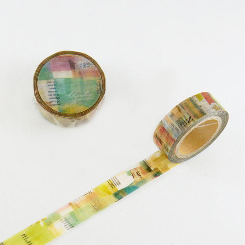 Round Top x ChamilGarden Simple Life Washi Tape (MTW-CH051) | Washi Wednesday