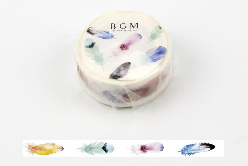 BGM Wing Washi Tape (BM-LA011)