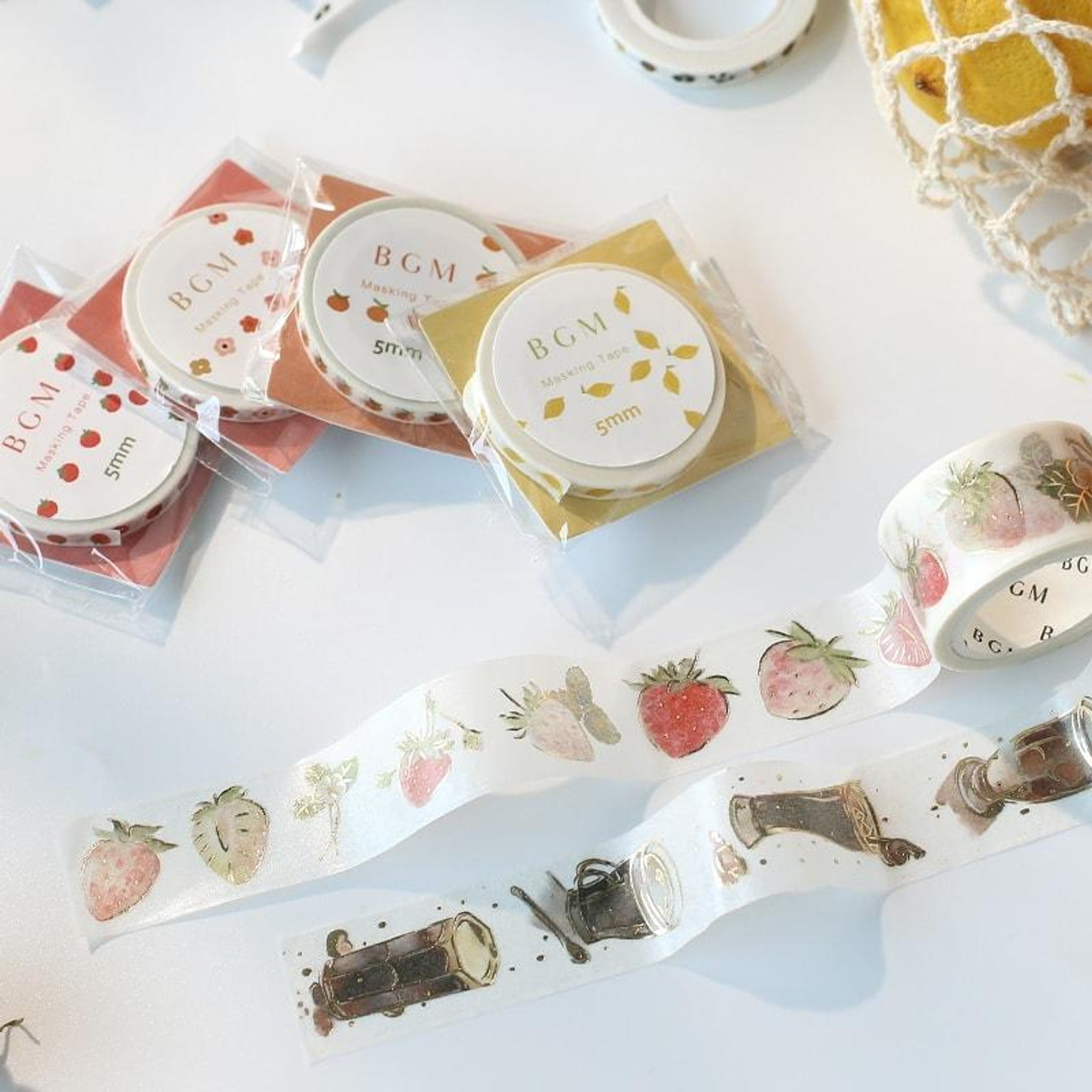 BGM Tiny Flower Washi Tape