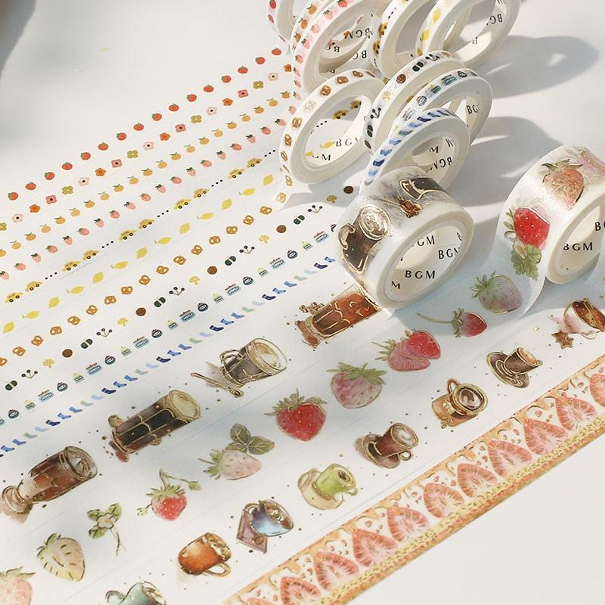 BGM Socks Washi Tape