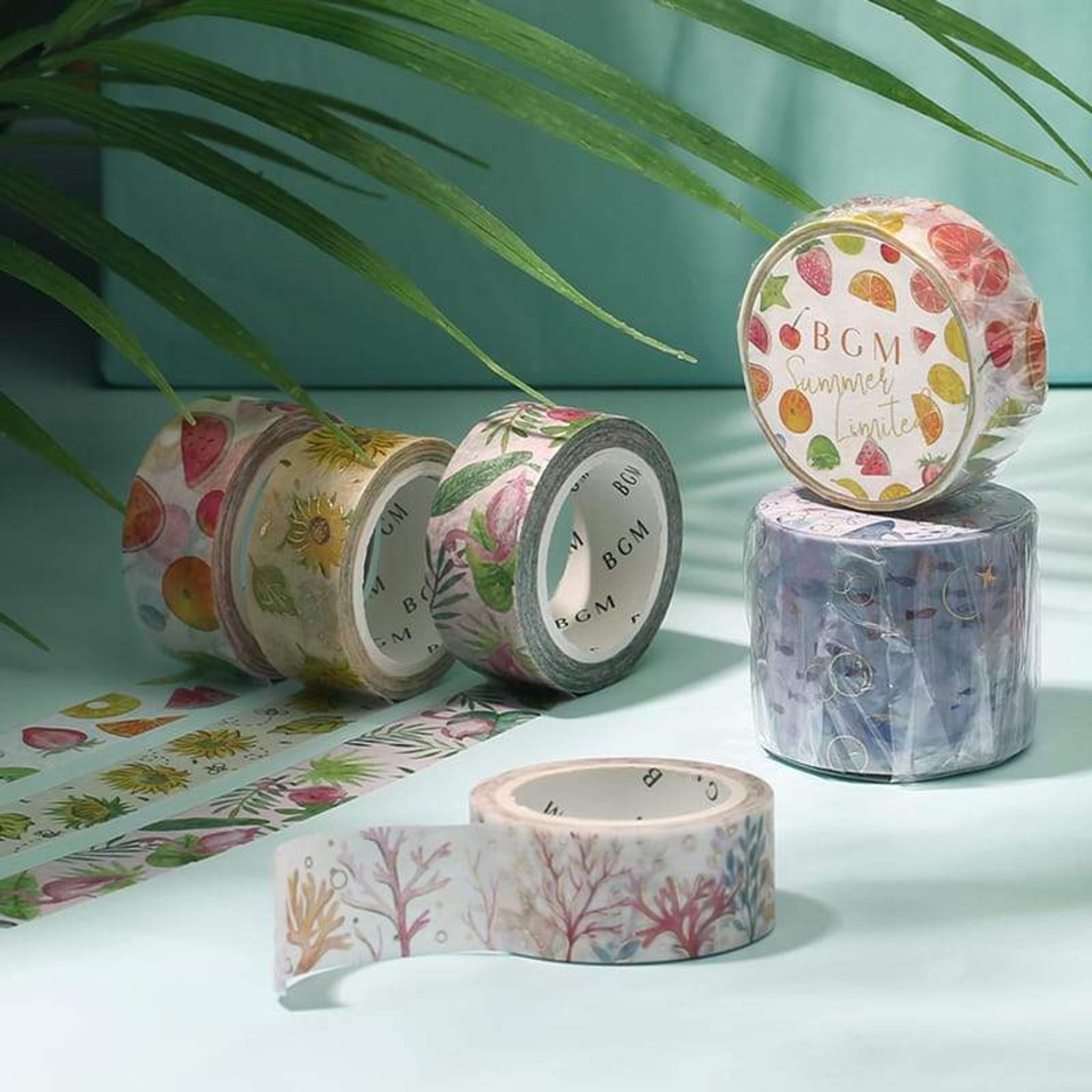 BGM Midsummer Night Washi Tape