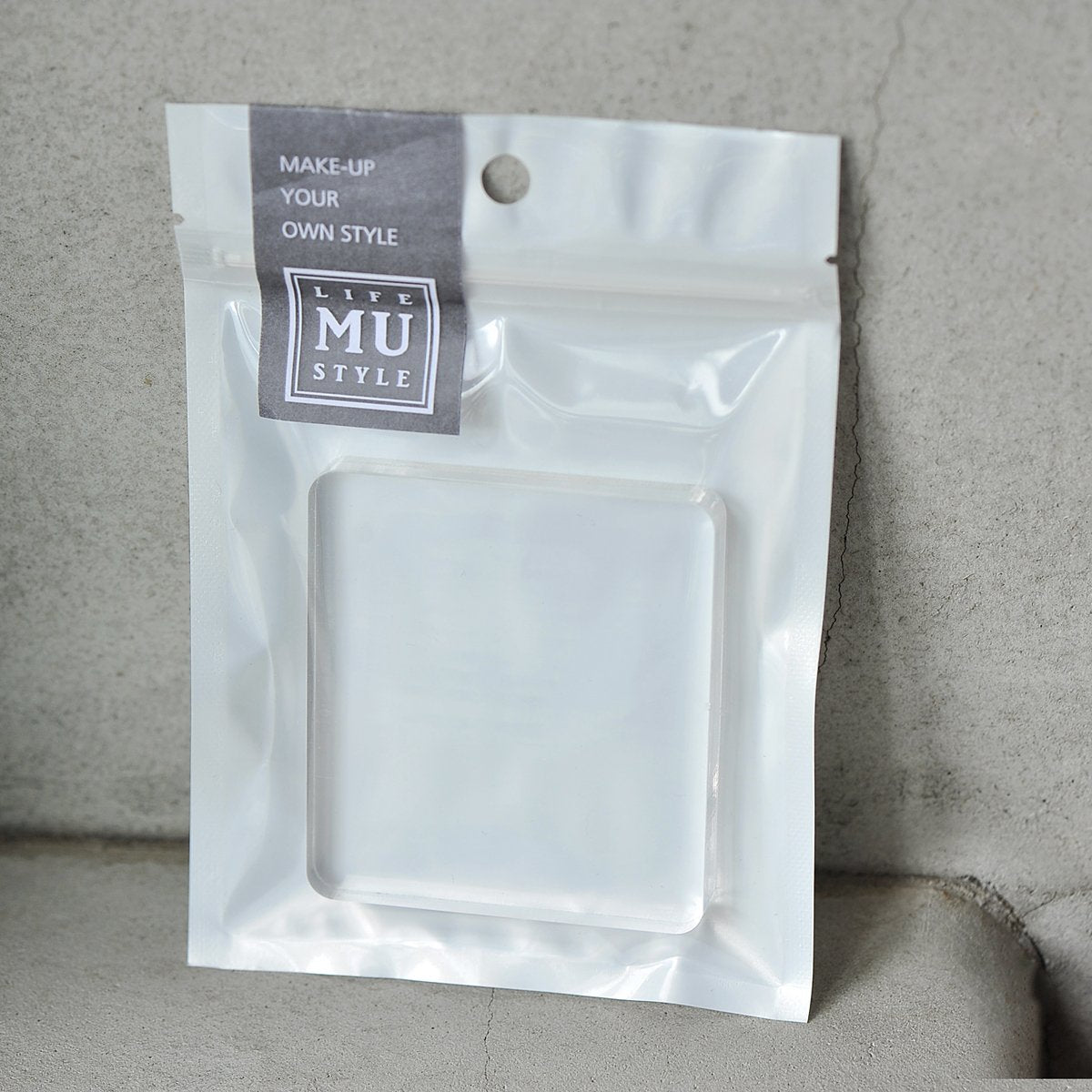 MU Craft Clear Splice Stamp Block