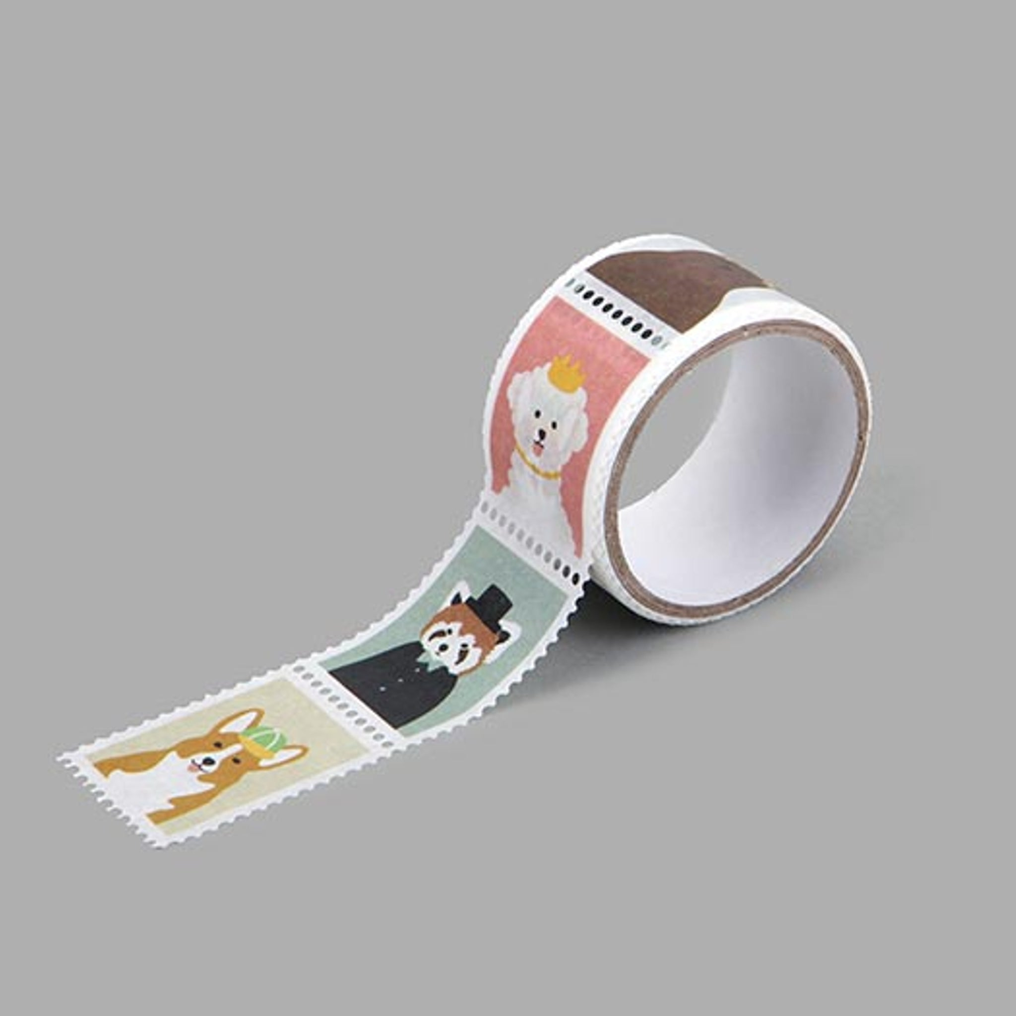 Dailylike Animal Stamp Masking Tape