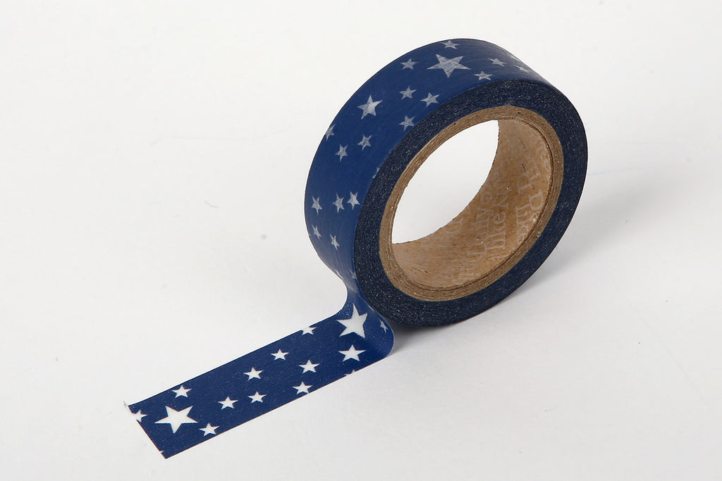DailyLike Starry washi tape (DMT1S04) | Washi Wednesday