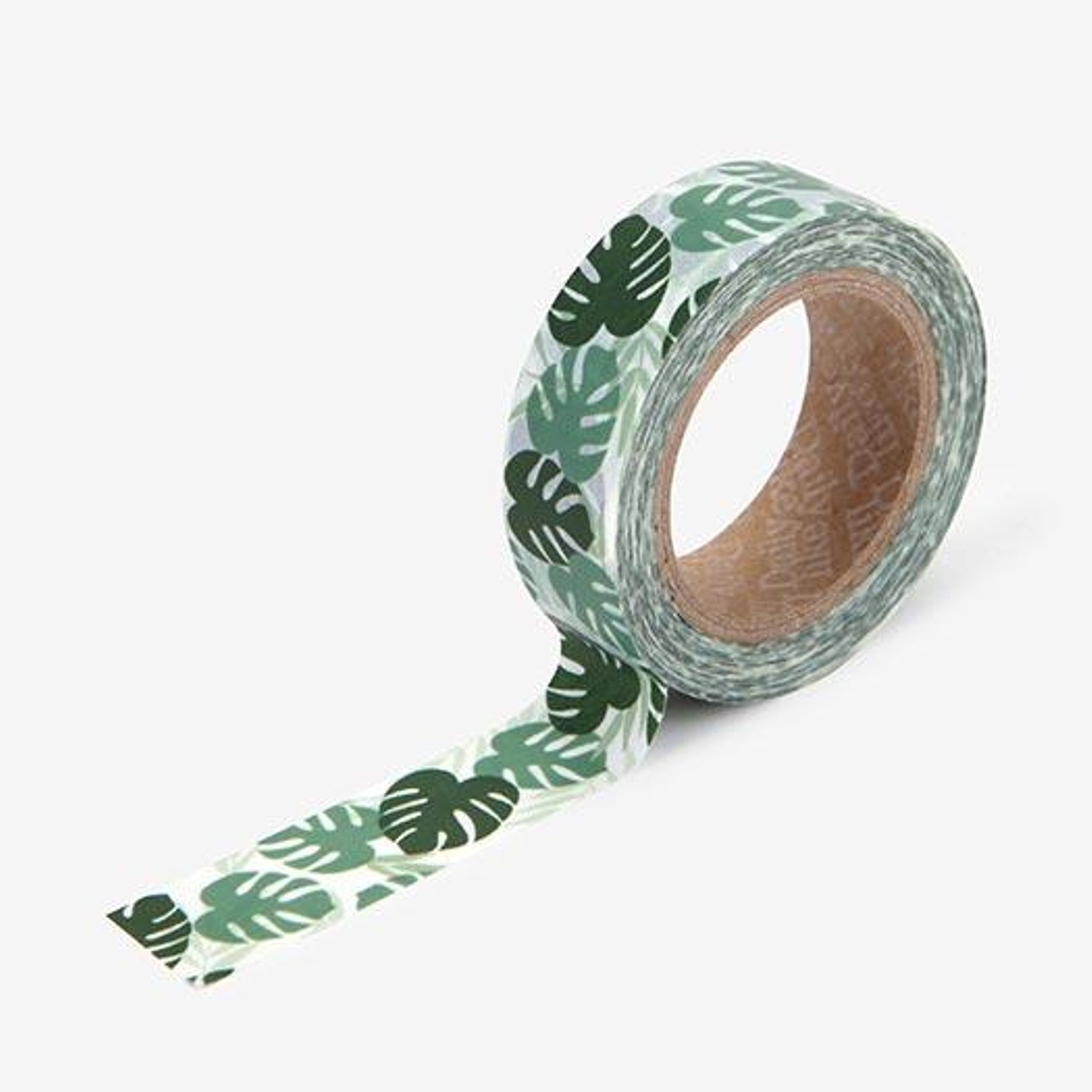 Dailylike Monstera Masking Tape