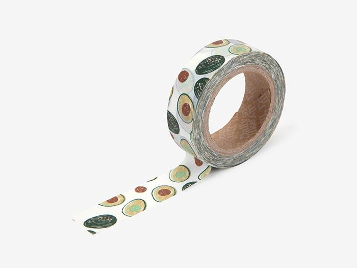 Dailylike Avocado Masking Tape