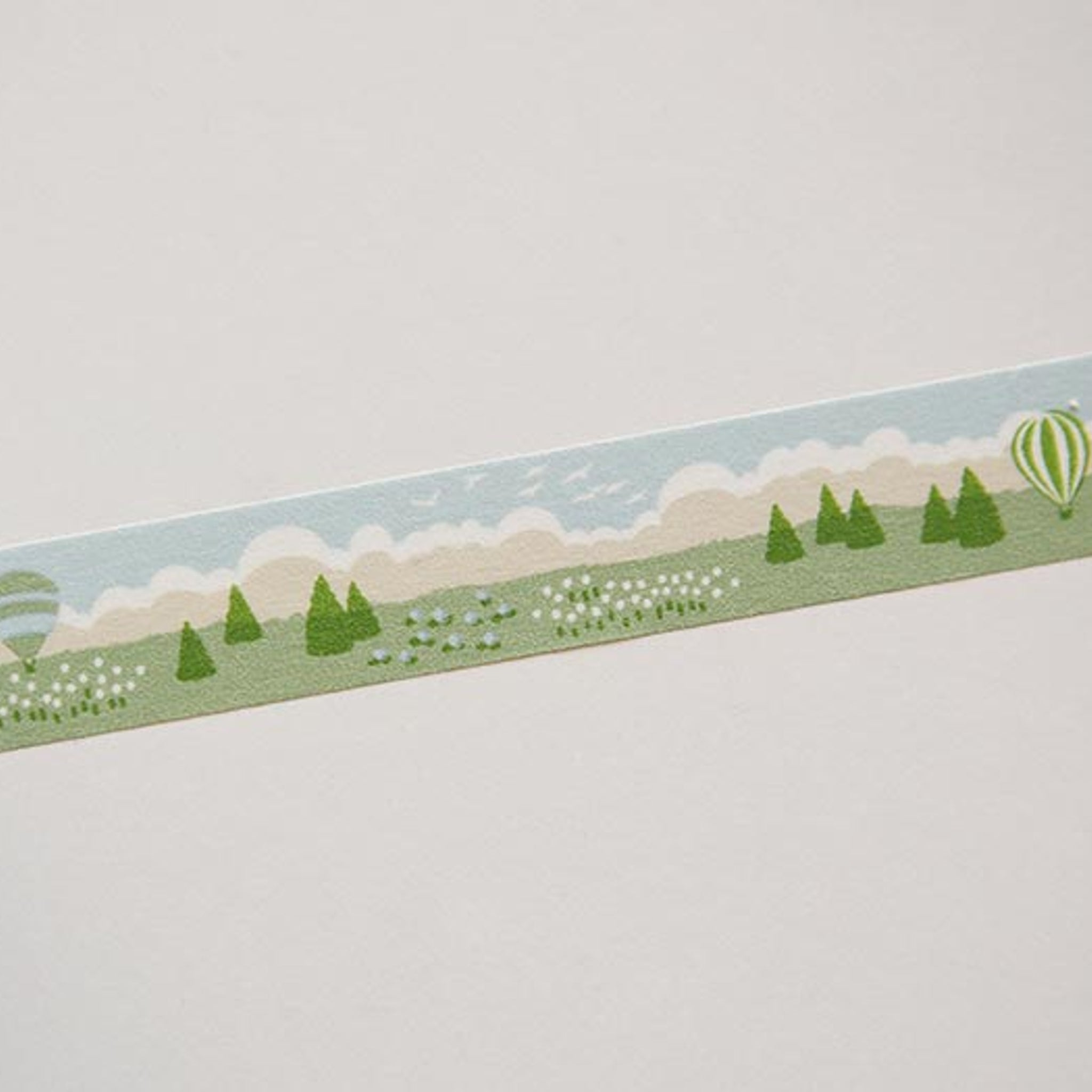 Dailylike Cloud Masking Tape