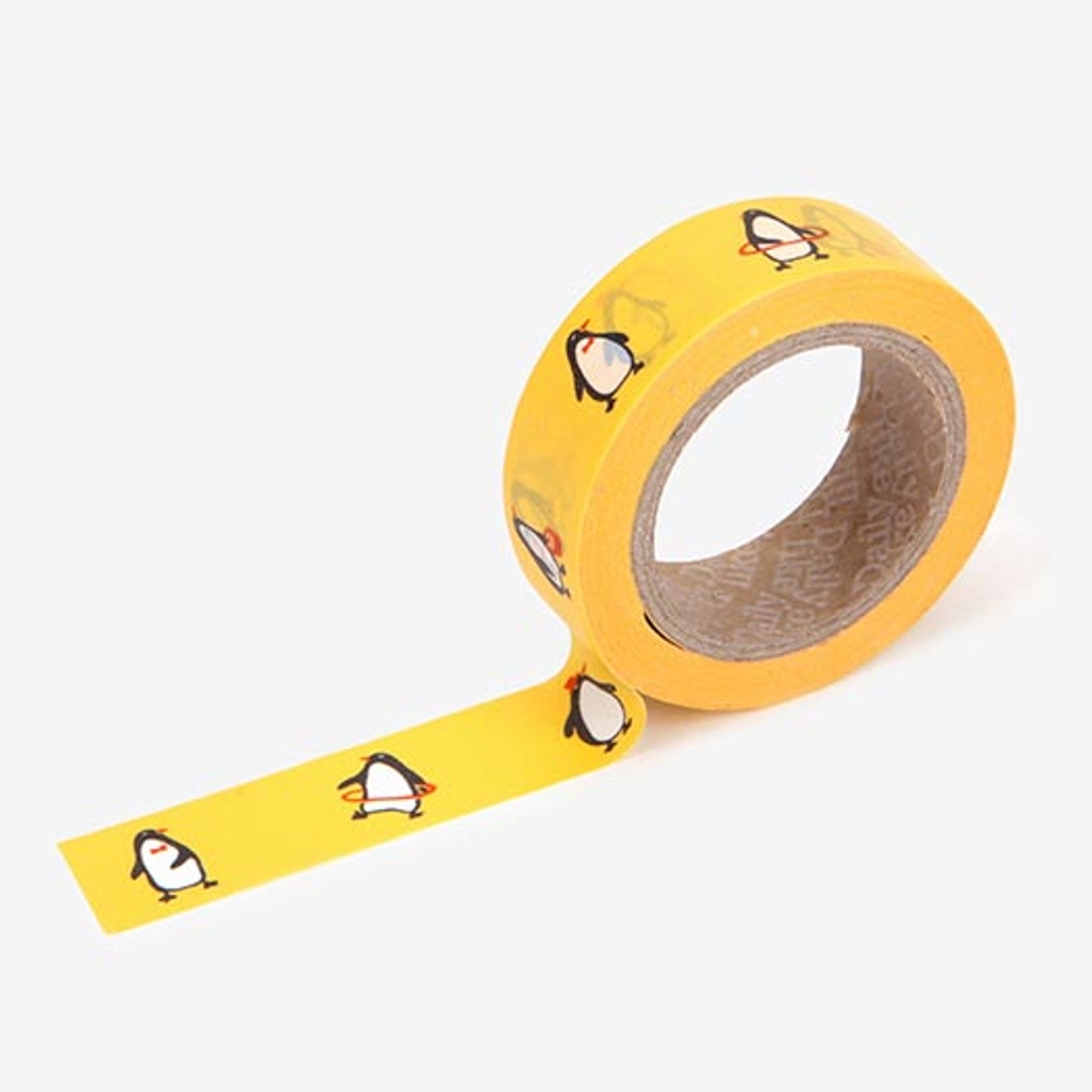 Dailylike Penguin Masking Tape