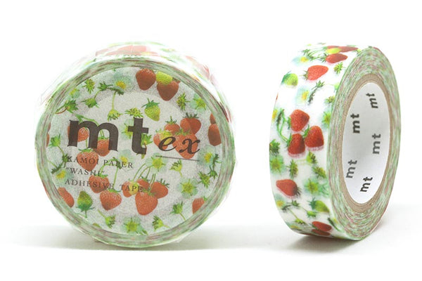 MT EX Washi Tape Strawberry