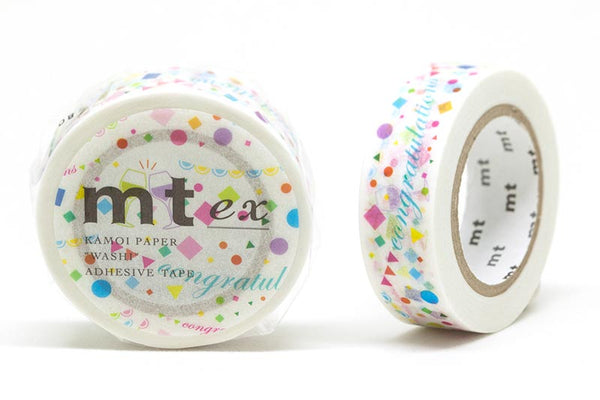 MT EX Washi Tape Cheers