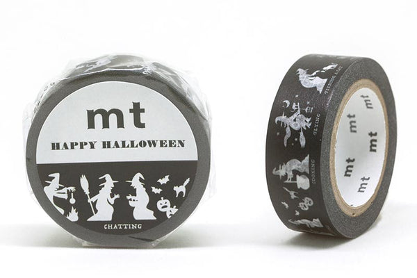 mt Halloween 2018 Witch washi tape