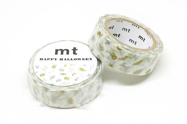 mt Halloween 2018 Small Motif washi tape