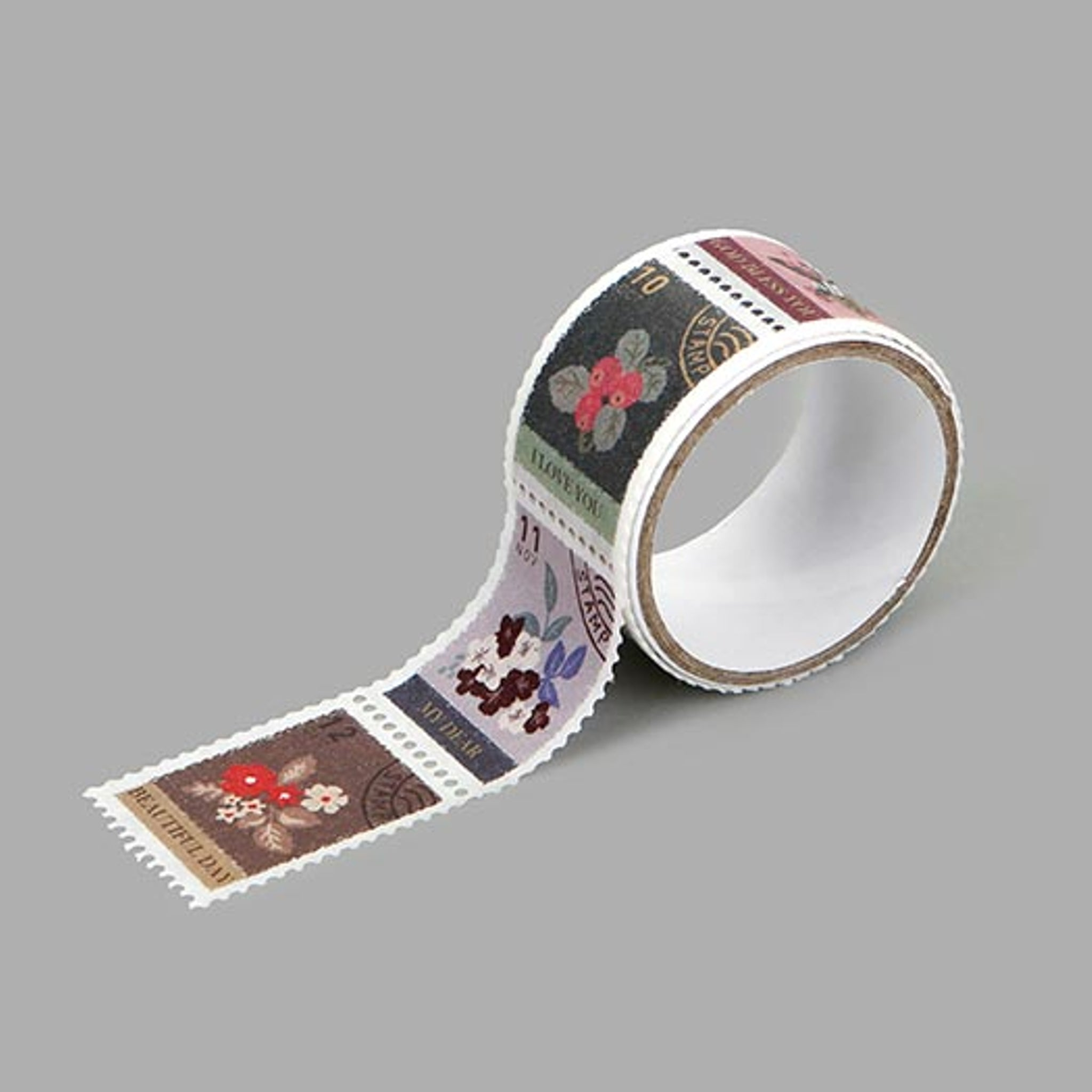 Dailylike Flower Stamp Masking Tape