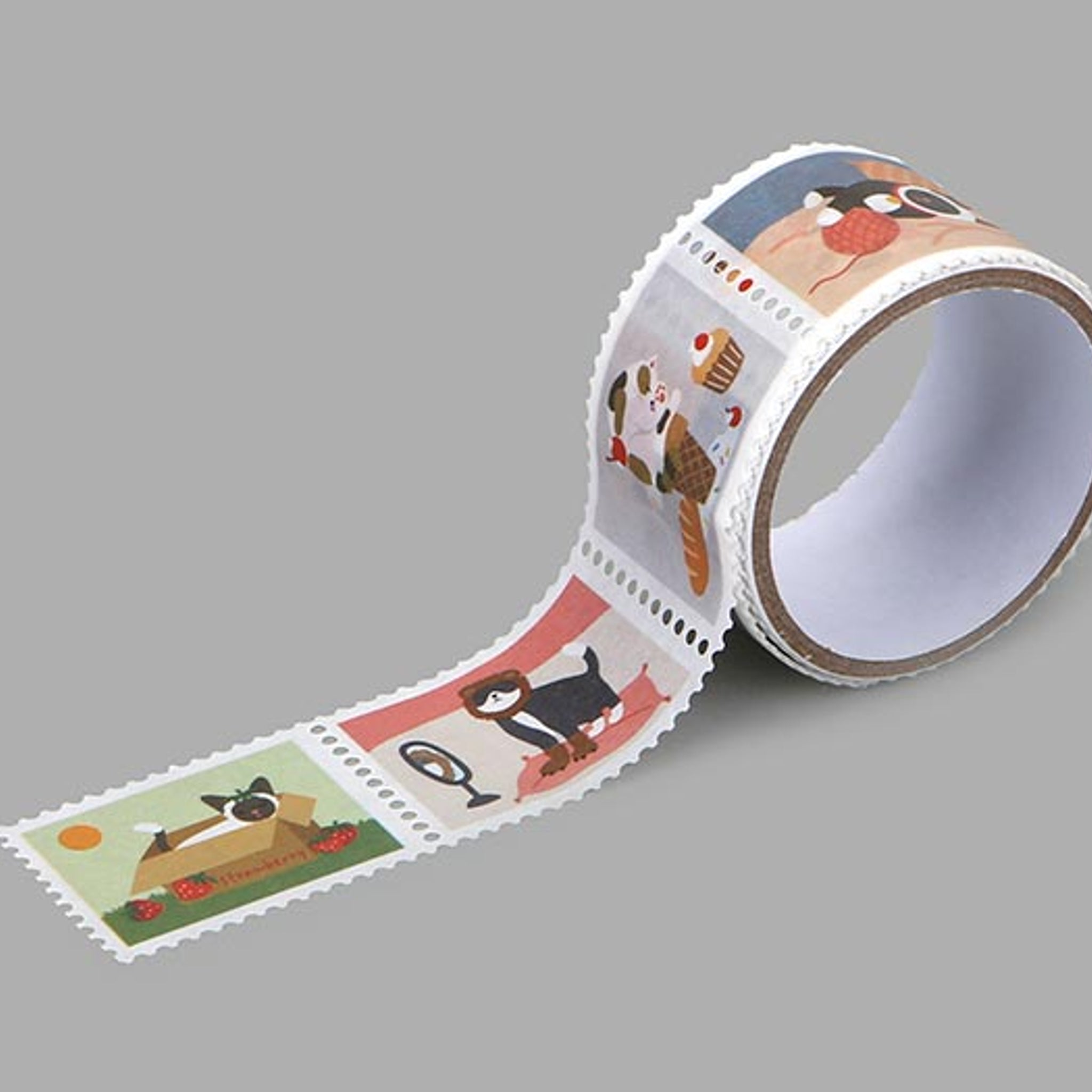 Dailylike Daily cats Stamp Masking Tape