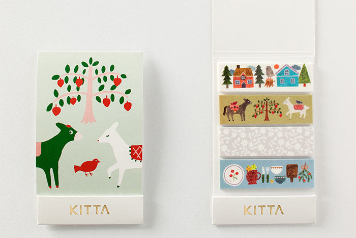 KITTA Washi Tape Country