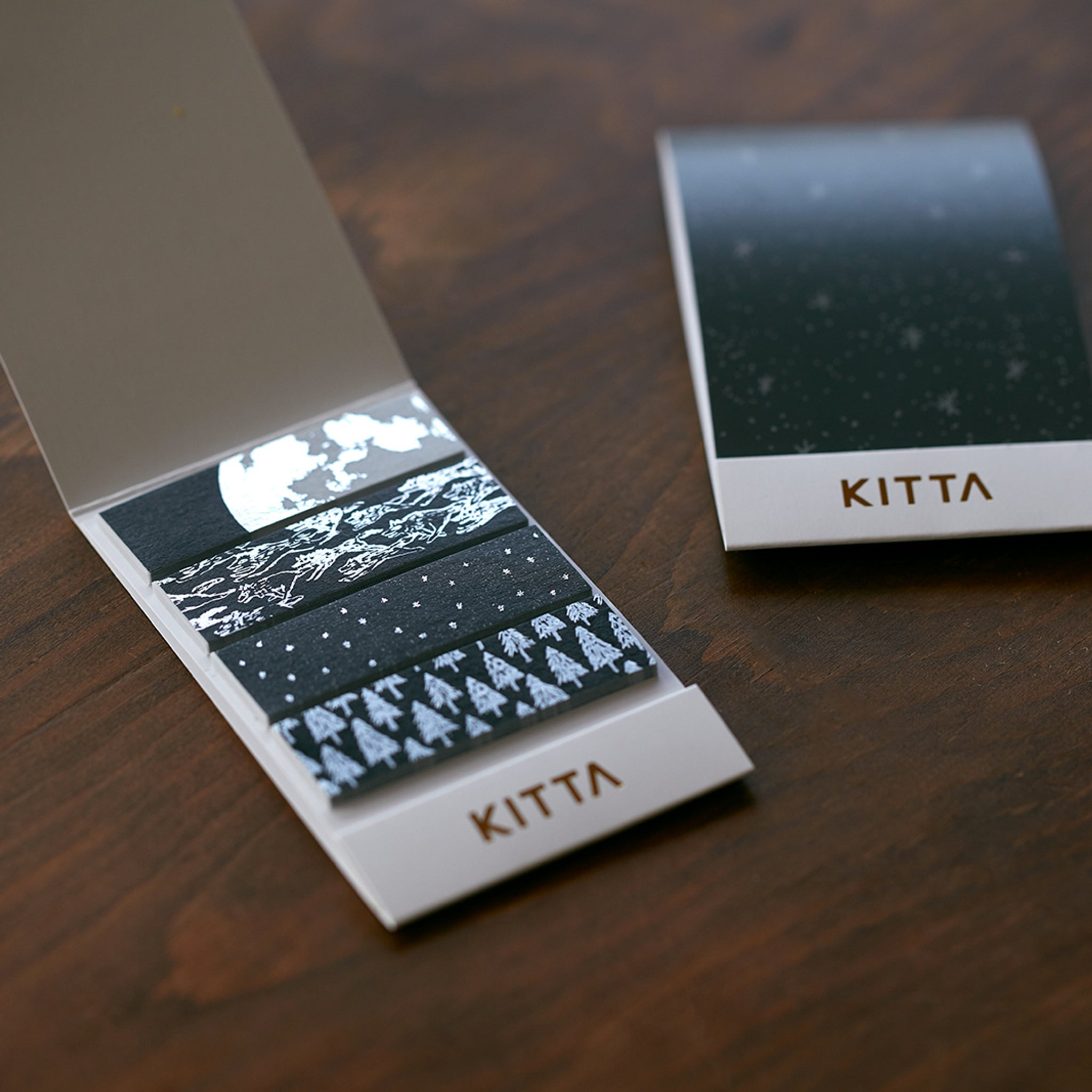 KITTA Washi Tape Limited Night