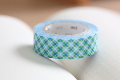 mt Dim Dot Water washi tape