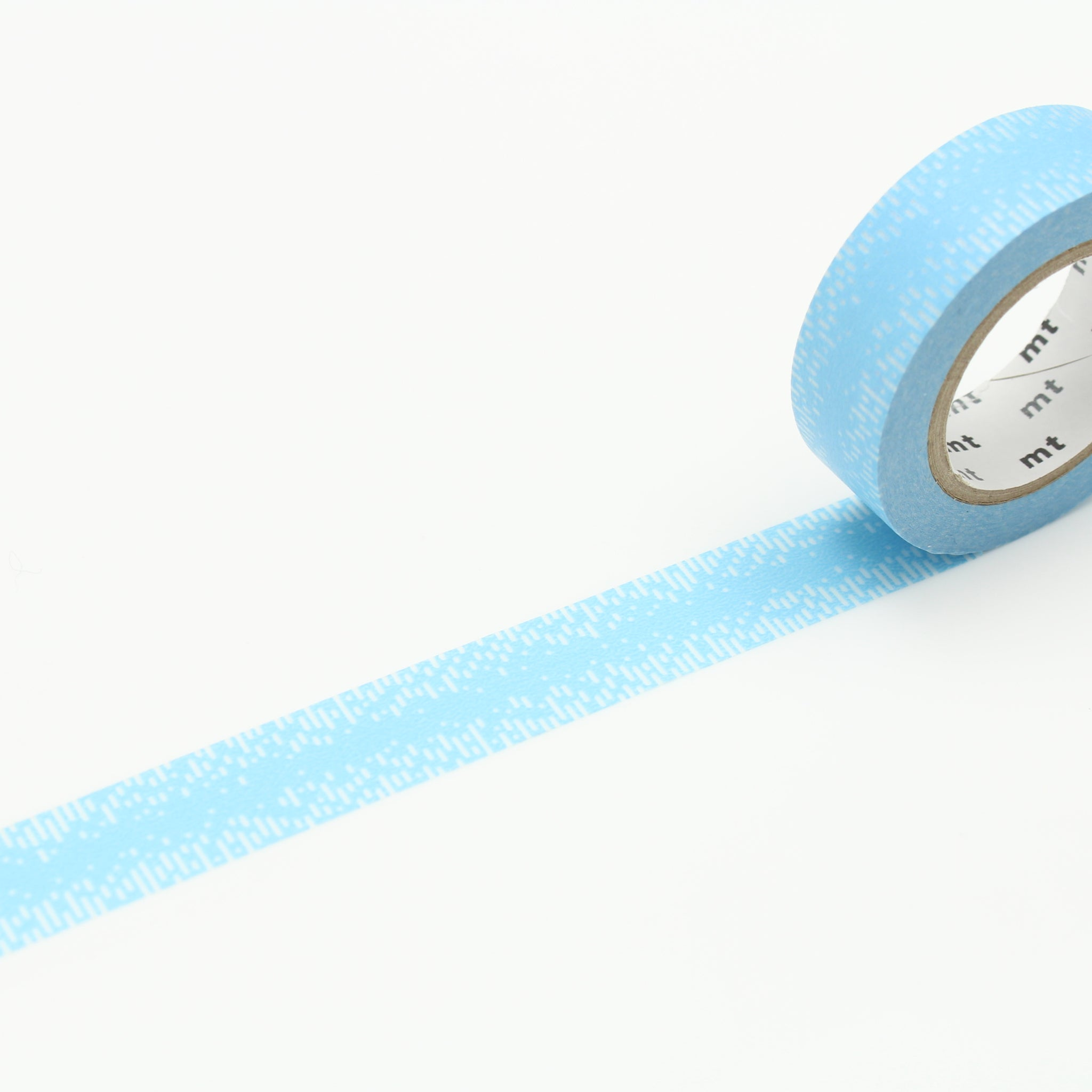 (DC) MT Deco Washi Tape Water Drop Gradation Blue