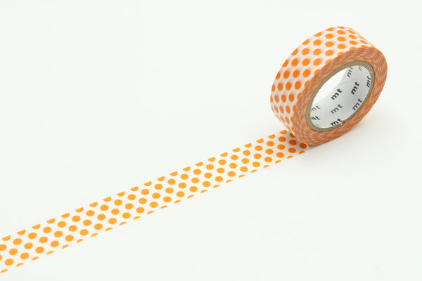 MT Dot Mandarin washi tape (MT01D359)
