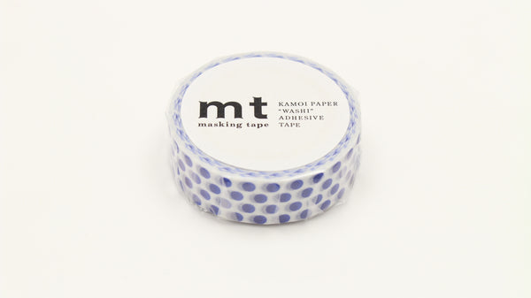 MT Dot Night Blue washi tape (MT01D361)