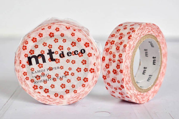 MT Njiriume Shu washi tape (MT01D427)
