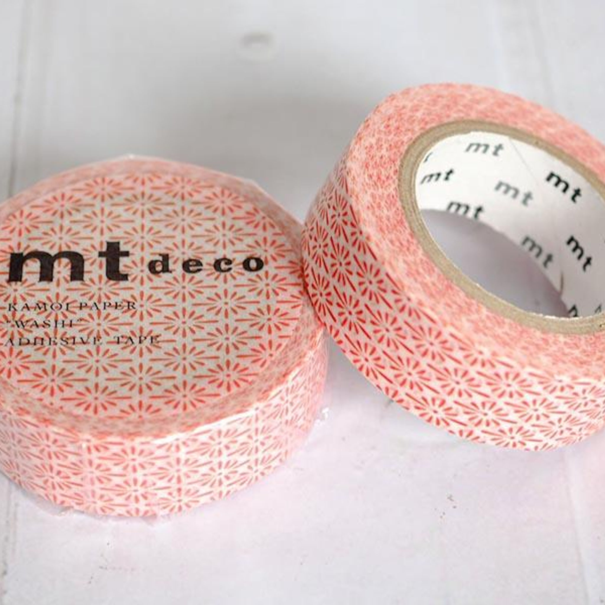 (DC) MT Deco Washi Tape Hanabishi Entan