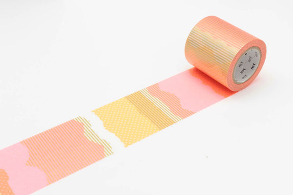 mt Casa 50mm Tsugihagi F wide washi tape (MTCA5076) | Washi Wednesday