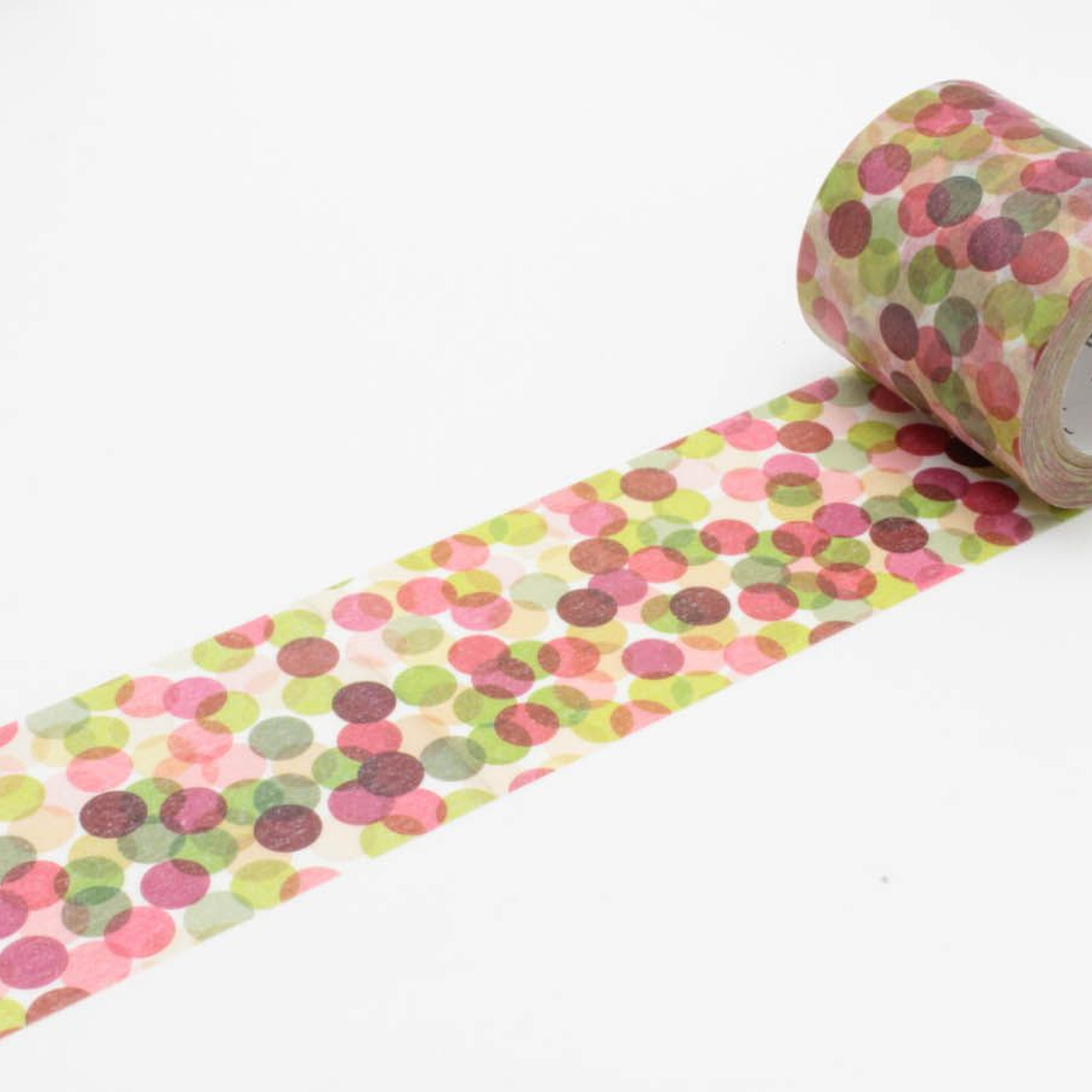 (DC) MT Casa 50mm Washi Tape Spot Wine