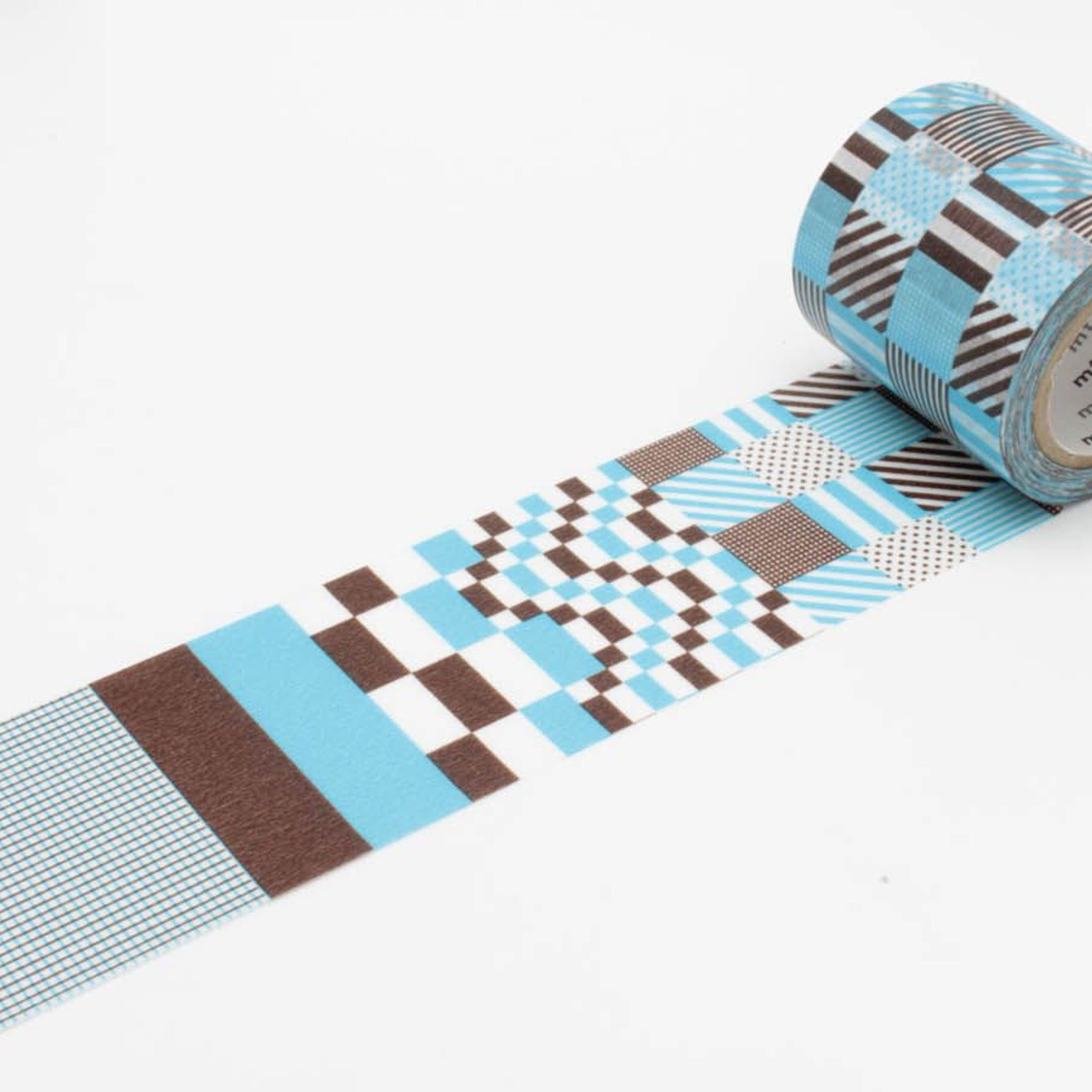 (DC) MT Casa 50mm Washi Tape Mix Blue