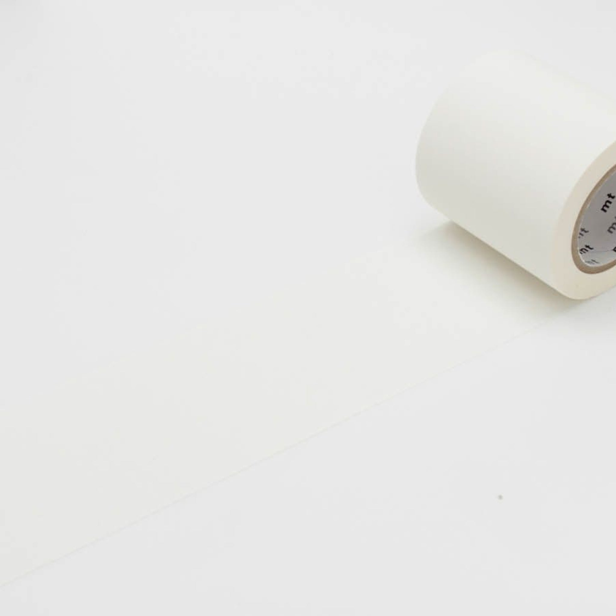 MT Casa 50mm Washi Tape Matte White
