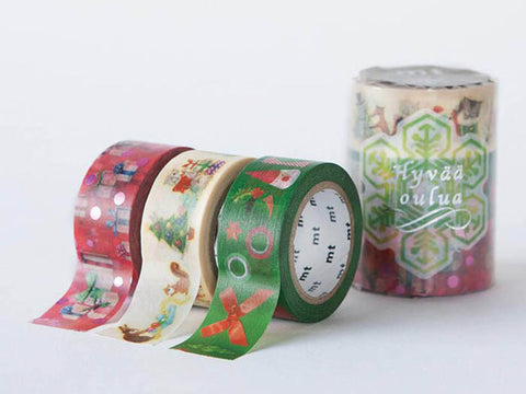 mt 2016 Christmas washi tape set B