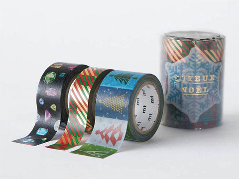 mt 2016 Christmas washi tape set C