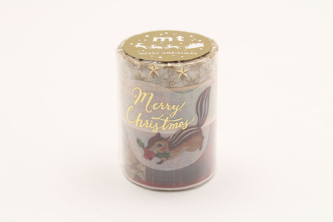 mt 2017 Christmas washi tape set A
