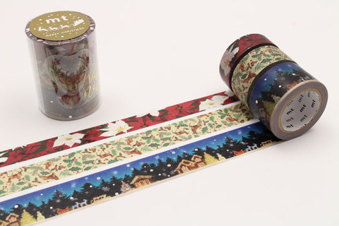 mt 2017 Christmas washi tape set B