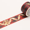 (DC) MT Christmas 2017 Washi Tape Christmas Ribbon