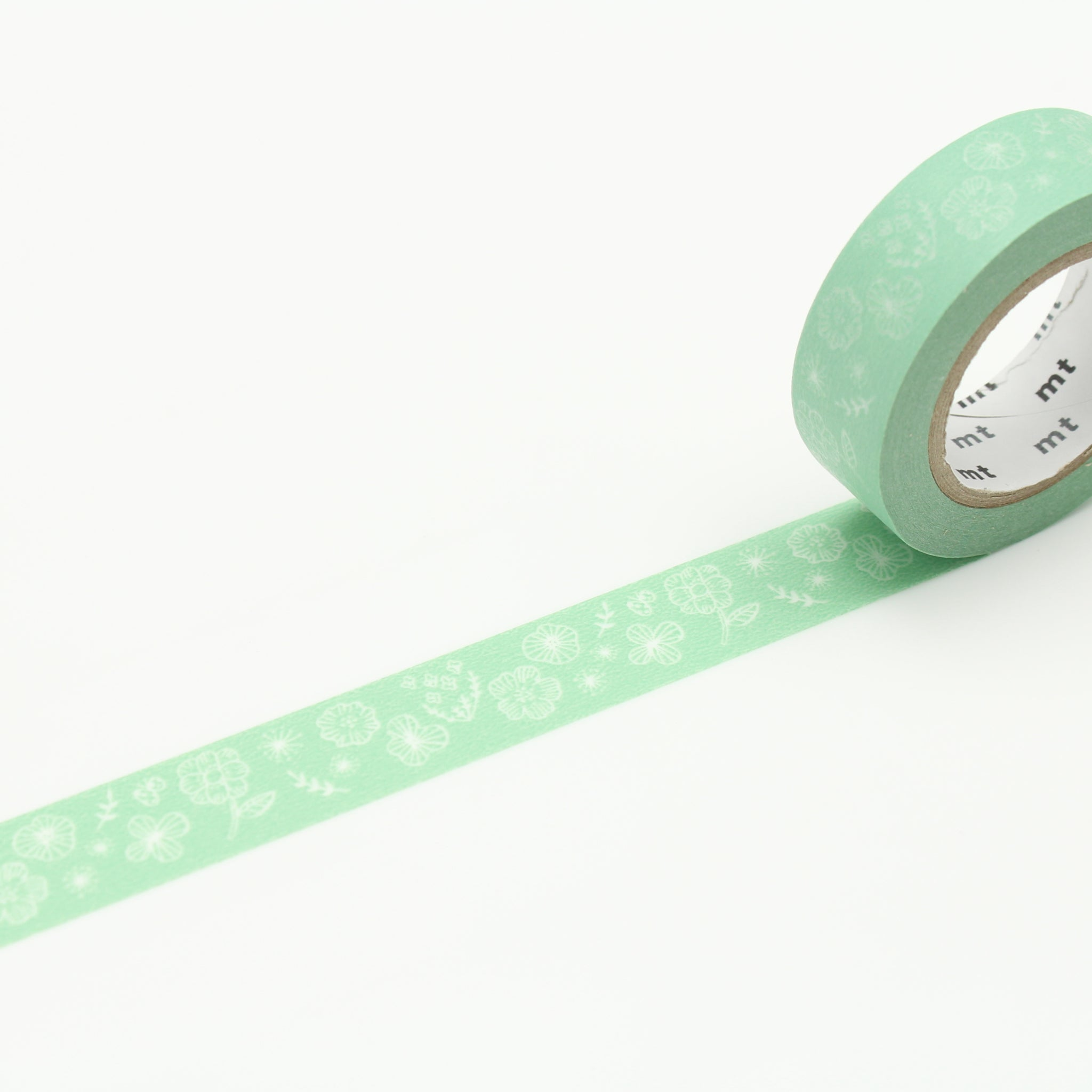 (DC) MT EX Washi Tape Wild Flower